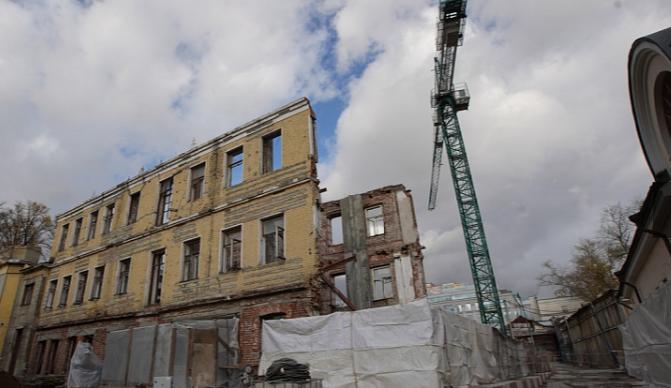 В2023 году завершится строительство Музейного квартала ГМИИ им. А.С. Пушкина