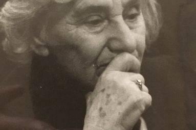 Умерла театральный критик Элеонора Красновская