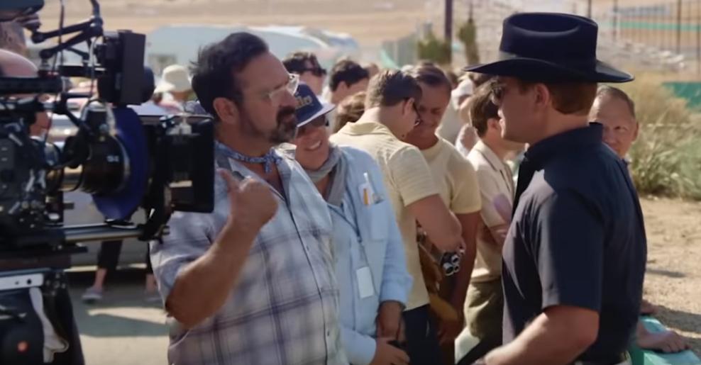 ВСети появилось видео сосъемок фильма «Ford против Ferrari»