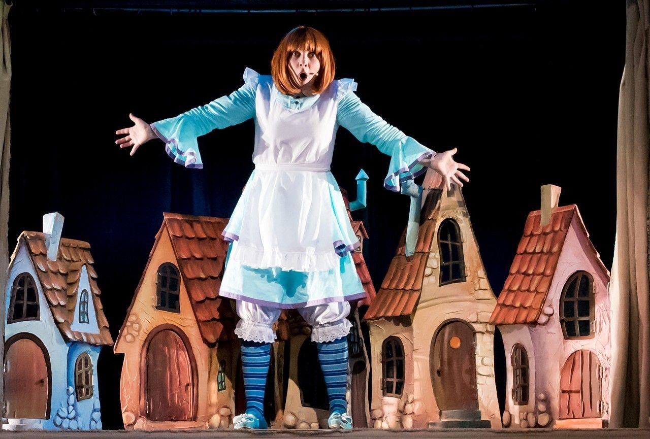 150 театров кукол получат субсидии врамках программы «Театр— детям»