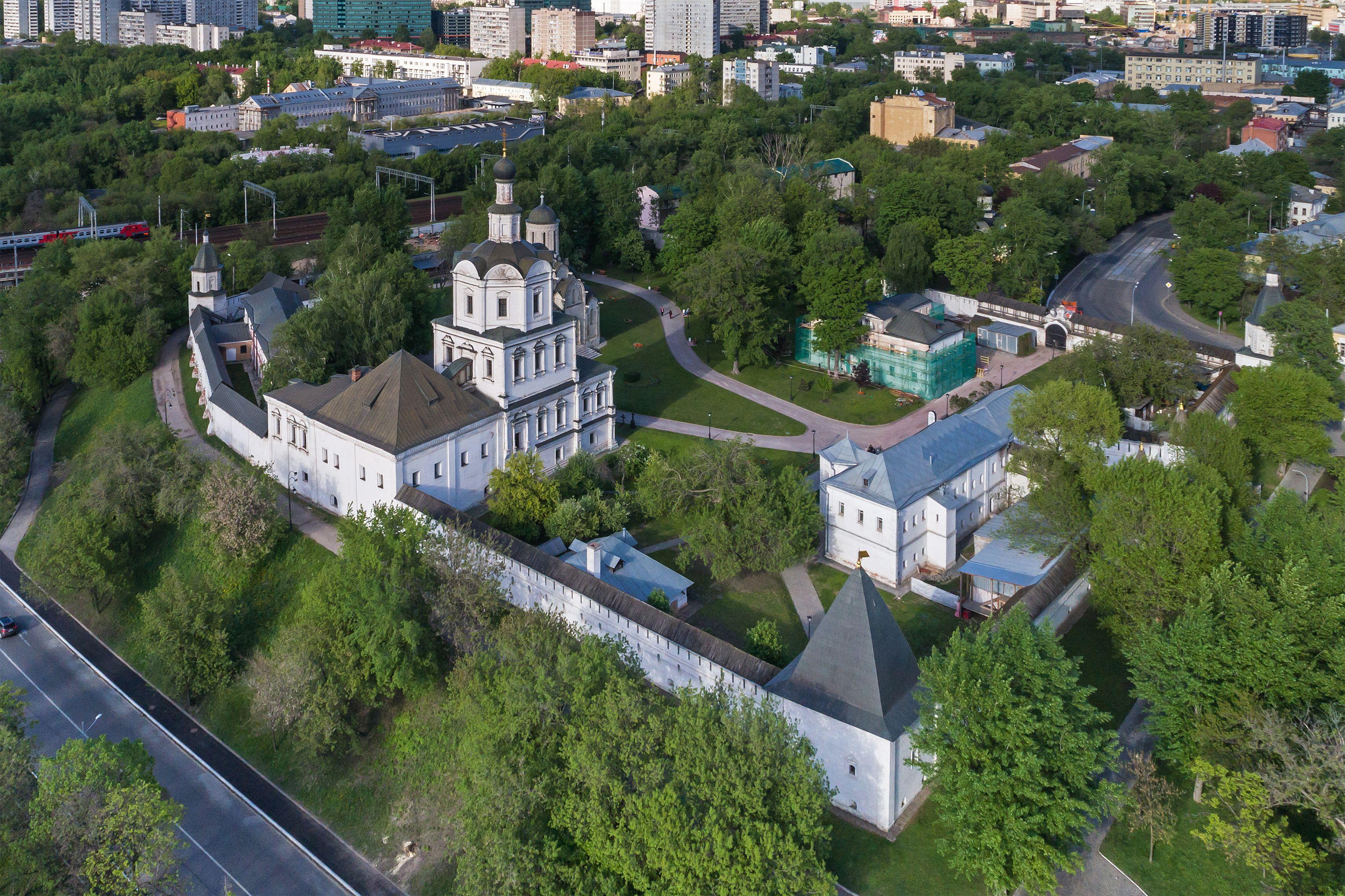 Союз музеев призвал сохранить Музей имени Андрея Рублева