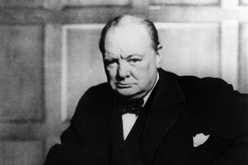 Картину Уинстона Черчилля с оценкой $677 тысяч выставили на аукцион Christie's