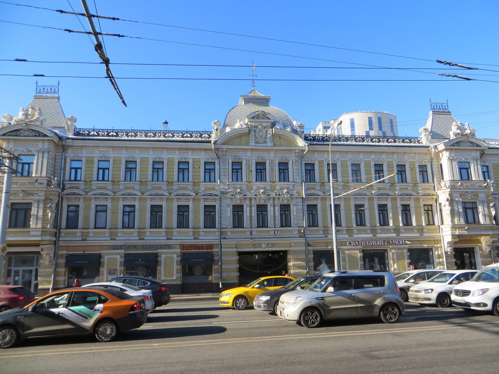 Доходный дом купца Камзолкина признан памятником архитектуры