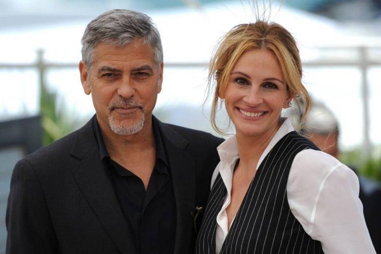 Джордж Клуни и Джулия Робертс сыграют разведенных супругов в фильме «Билет в рай»