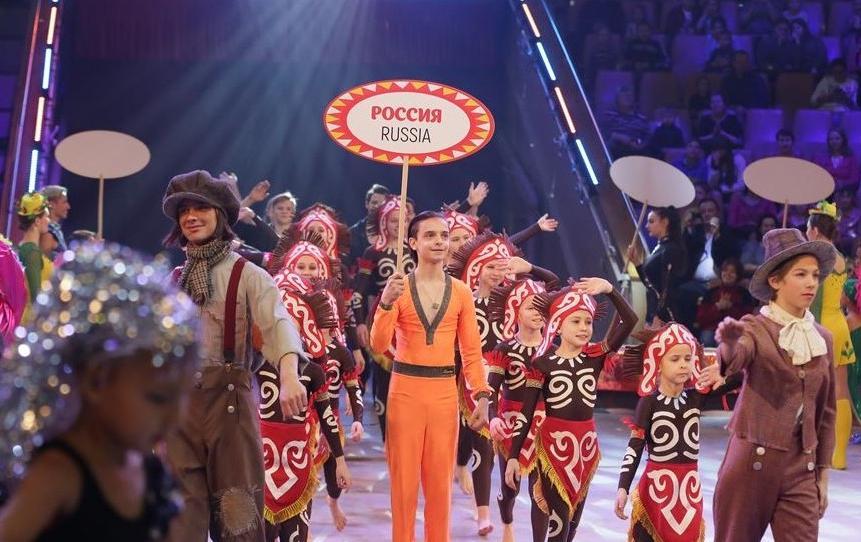 Международный цирковой фестиваль открылся в Твери