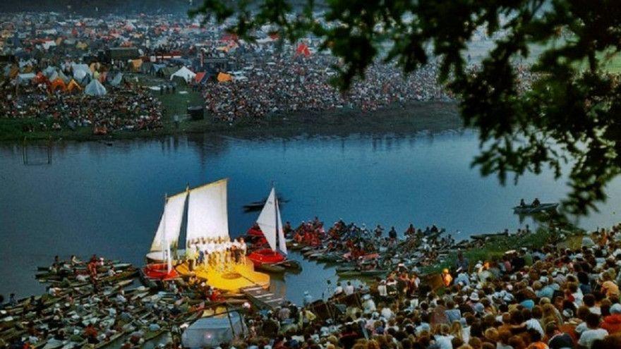 Грушинский фестиваль в режиме онлайн посмотрели более 500 тыс. человек