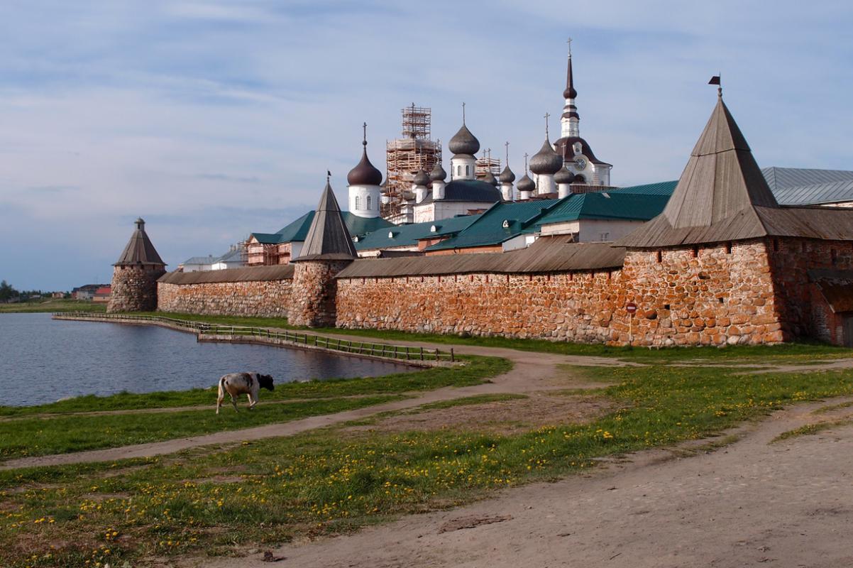 Мединский назвал сроки завершения реконструкции Соловецкого монастыря