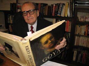 Скончался испанский писатель Карлос Рохас