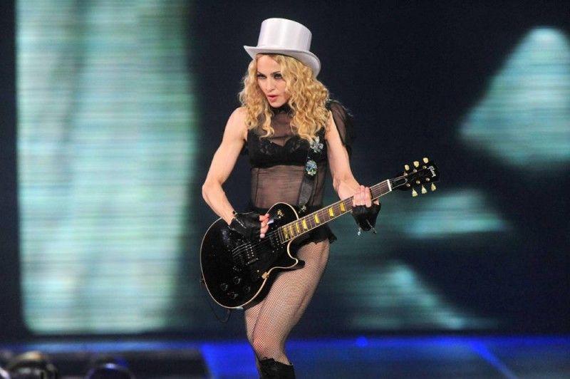 Мадонна станет режиссером фильма осебе