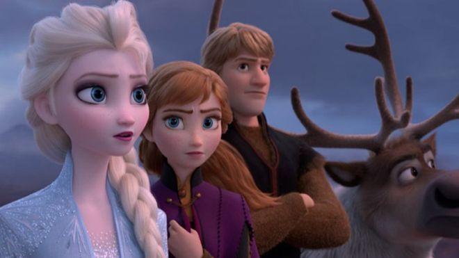 «Холодное сердце 2» получило восемь номинаций на Annie Awards