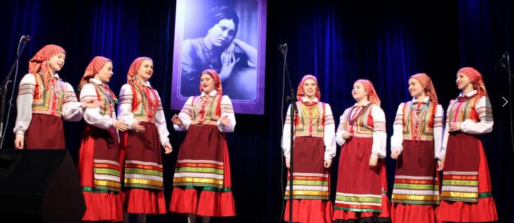 ВКурсе стартовал Всероссийский конкурс исполнителей народной песни имени Надежды Плевицкой