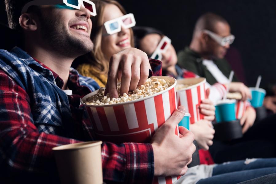 Названы самые популярные фильмы вкинотеатрах «Москино» напраздниках