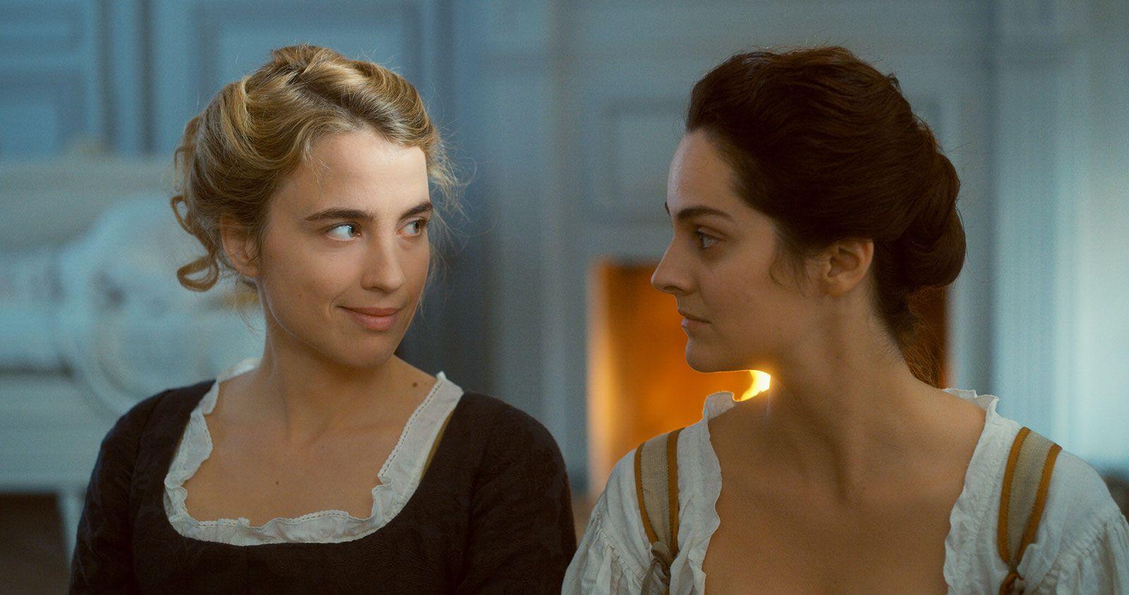 «Портрет девушки в огне». Премьера 20 октября