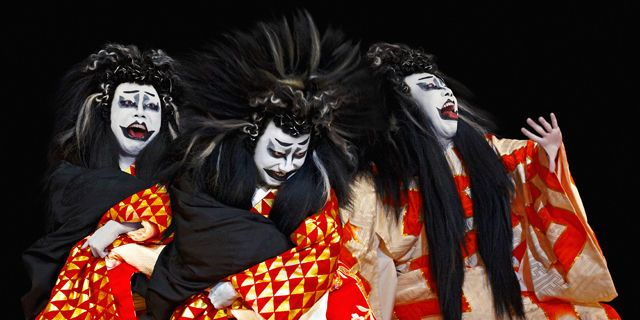 Японский театр «Кабуки» возобновит свою работу вавгусте