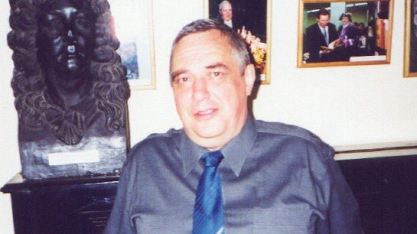 Умер писатель-фантаст Сергей Синякин