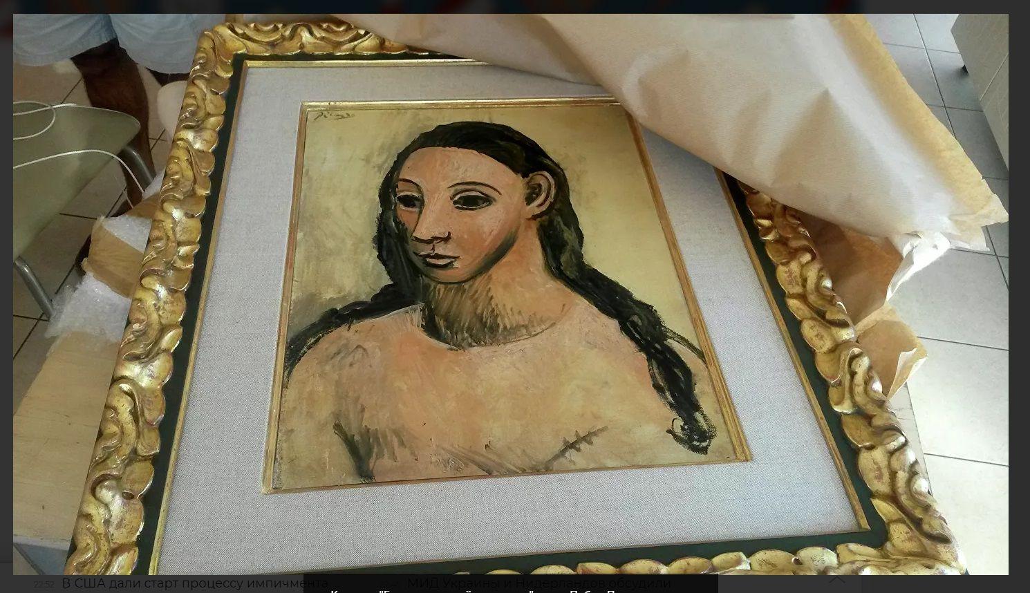 СМИ: испанский банкир получил 18 месяцев тюрьмы за попытку вывезти картину Пикассо