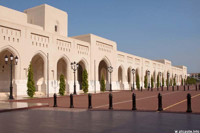 Гастроли Большого театра в Омане отменили