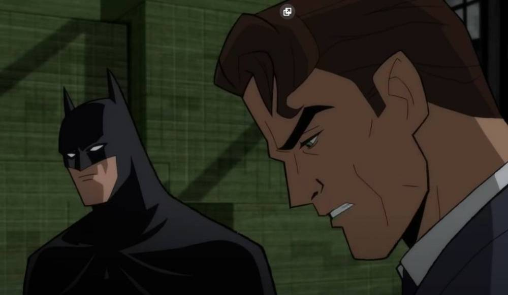 Вышел трейлер мультфильма «Бэтмен: Долгий Хэллоуин»