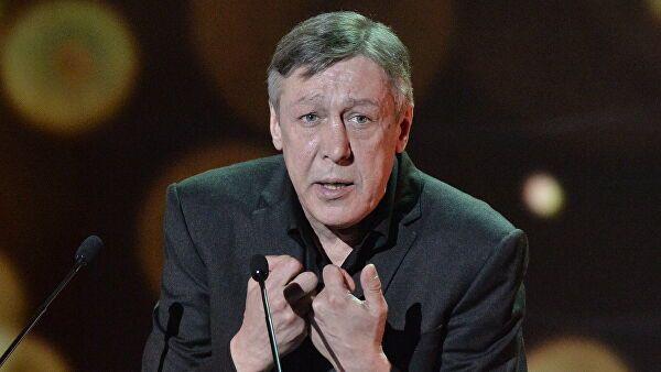 Михаил Ефремов предложил создать Российский тюремный театр