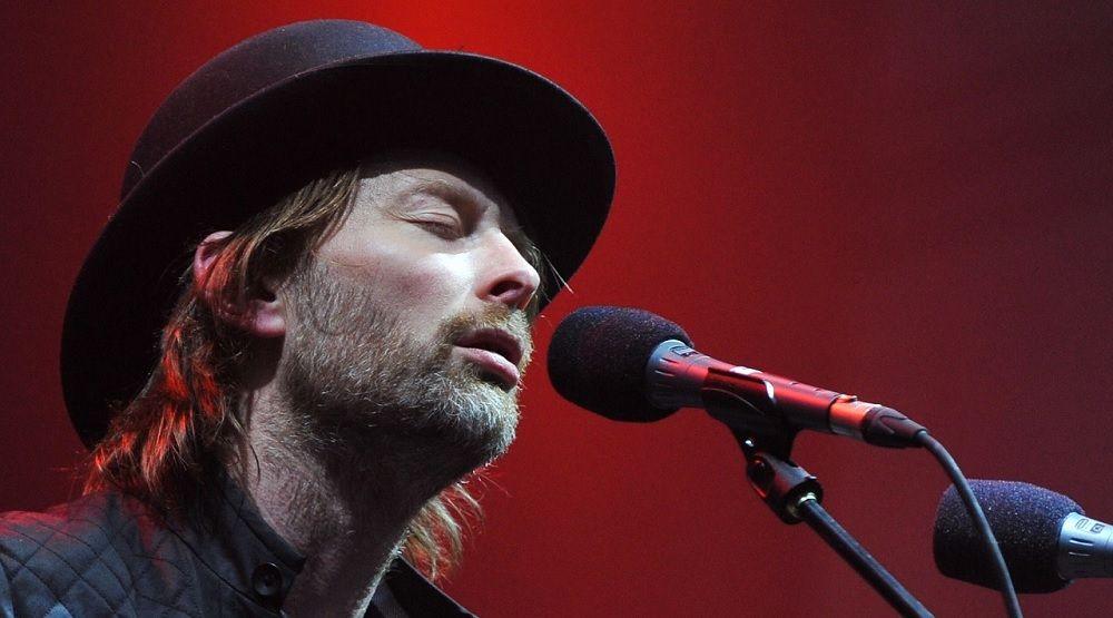 Том Йорк опубликовал четыре редкие песни