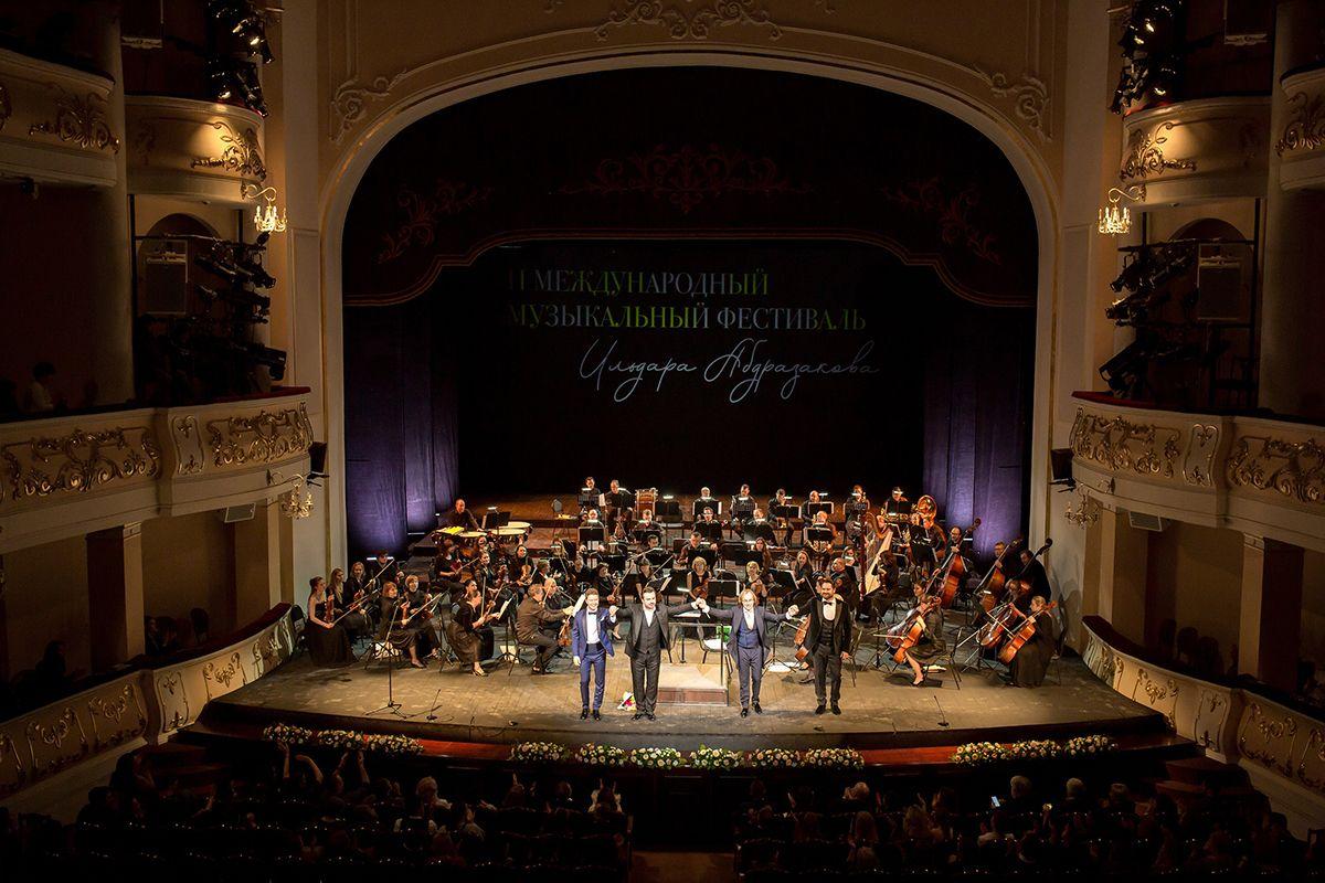 В Екатеринбурге откроется международный фестиваль Абдразакова