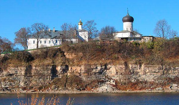 Минкультуры подготовит проекты укрепления берегов рек у монастырей Пскова