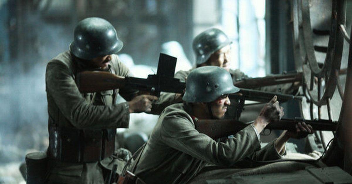 """Китайская драма """"Восемь сотен"""" стала самым кассовым фильмом года"""