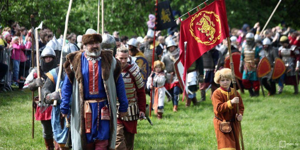 Международный рыцарский турнир пройдет на фестивале «Времена и эпохи»