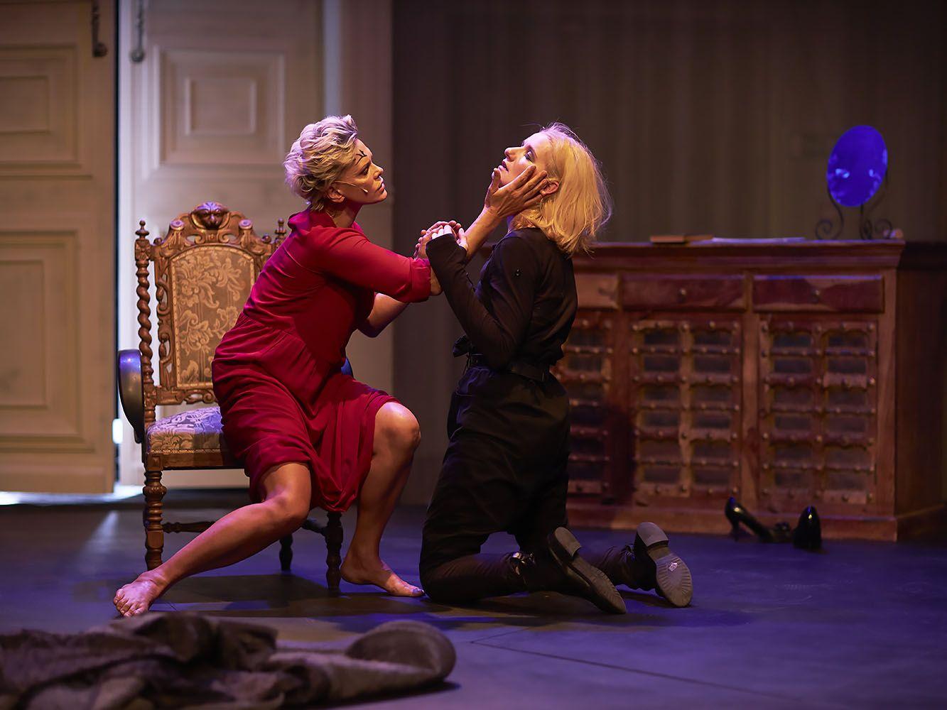 В Электротеатре «Станиславский» впервые сыграют пьесу Стриндберга «Пеликан»