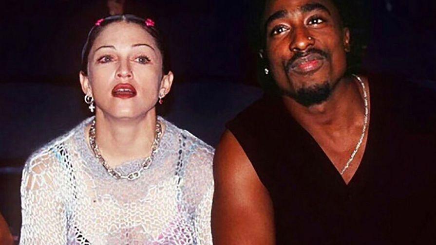 Любовное письмо Тупака к Мадонне выставили на аукцион