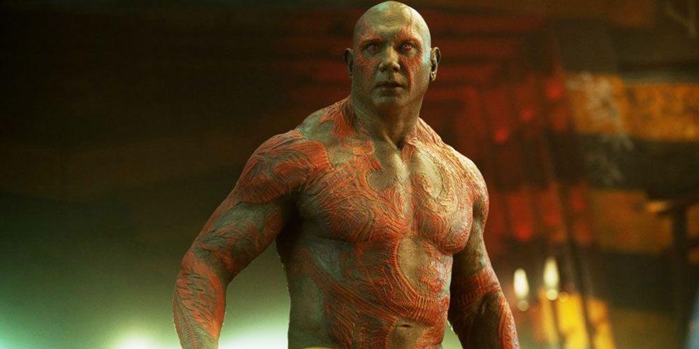 Дэйв Батиста променял Marvel наDC вслед заДжеймсом Ганном