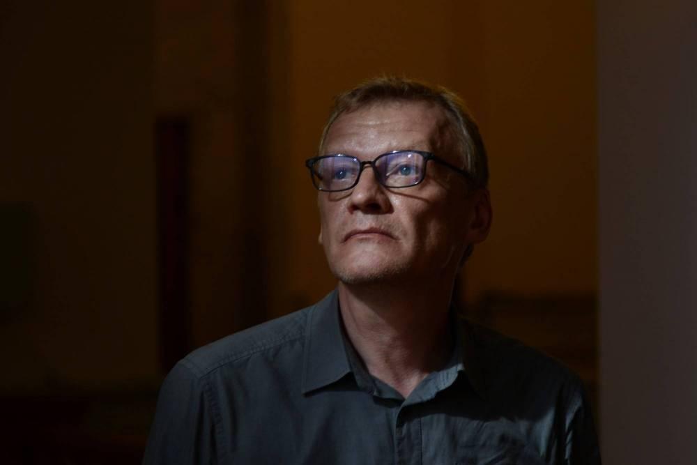 Завершились съемки детективной драмы «Белый список» сАлексеем Серебряковым