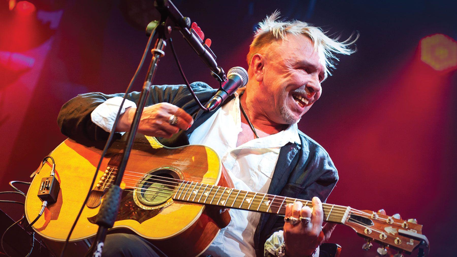 Гарик Сукачев откроет юбилейное турне на «Нашествии»