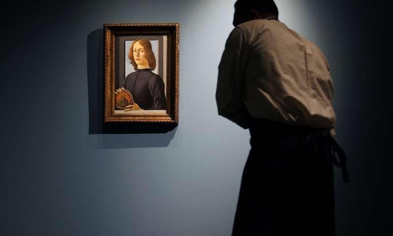 Портрет кисти Боттичелли выставлен на Sotheby's за $80 млн