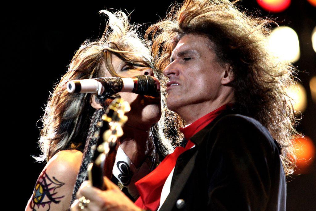 Рок-группа Aerosmith отметит 50-летие концертом в Москве