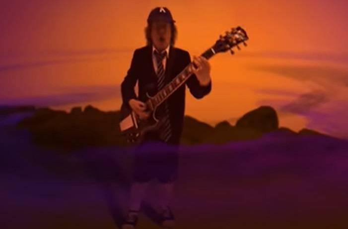 AC/DC представили клип на новый сингл «Witch's Spell»