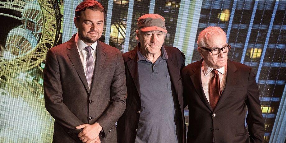 Apple будет работать над новым фильмом Мартина Скорсезе