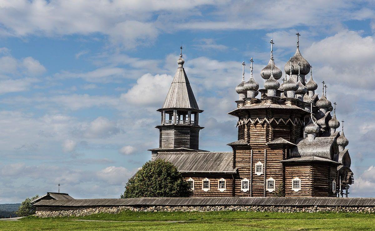 ВПетербурге появится филиал музея-заповедника «Кижи»