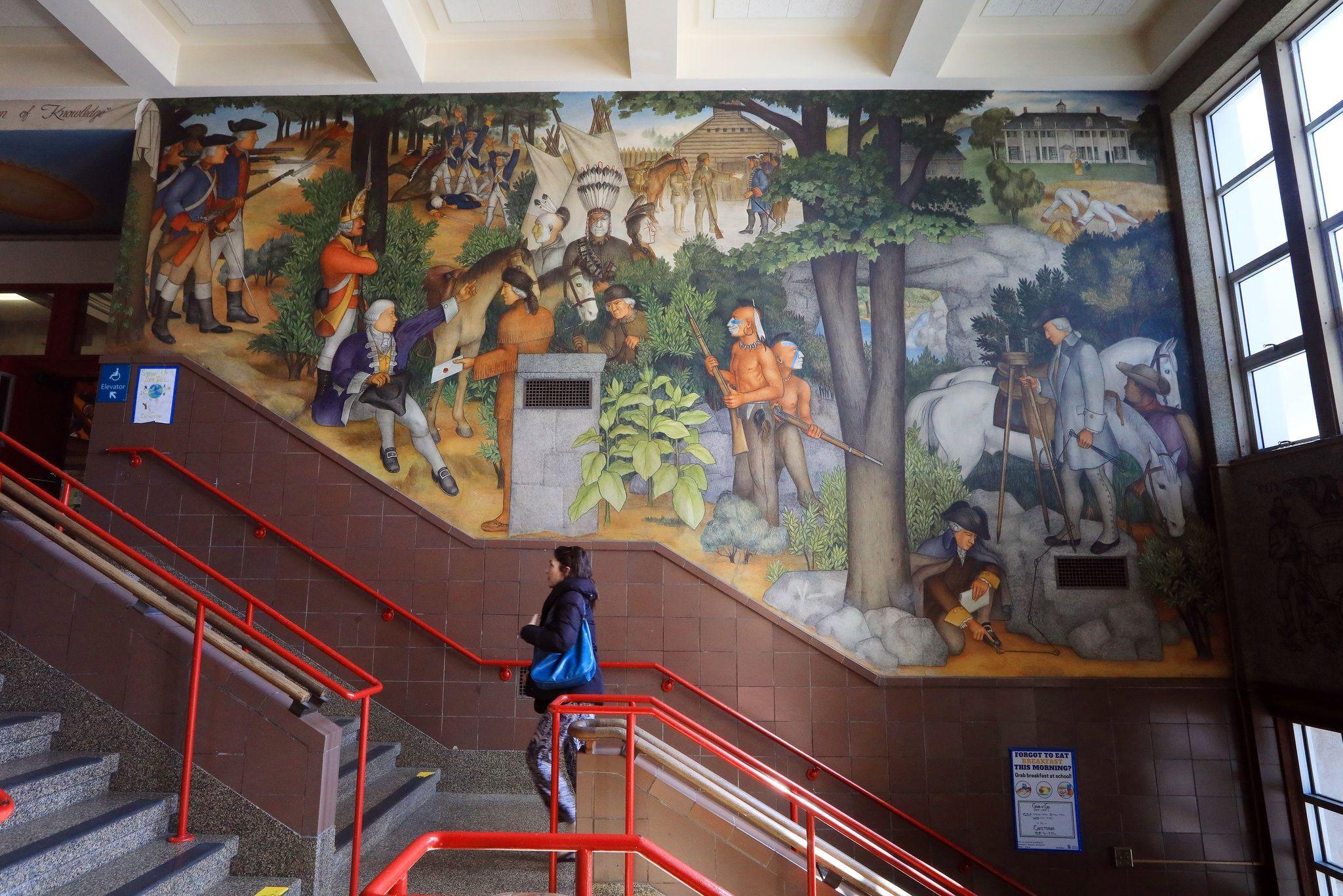ВСША могут уничтожить фрески художника Виктора Арнаутова