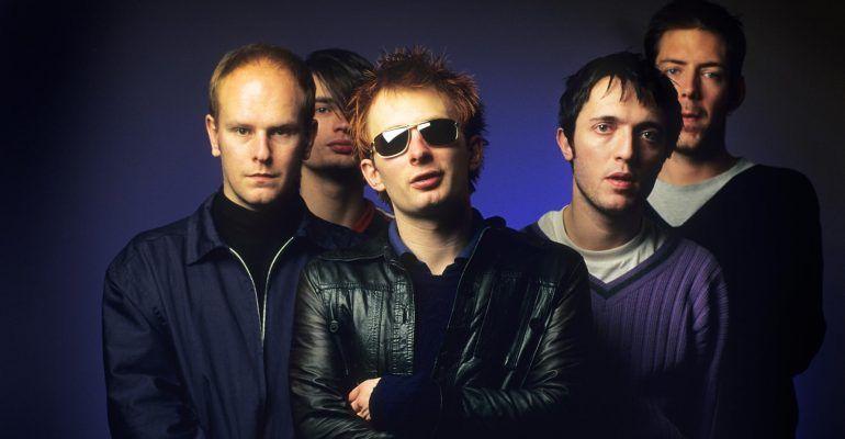 Radiohead выложили в Сеть украденные хакерами записи