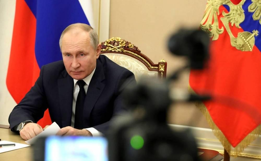 Путин объявил о создании президентского фонда культурных инициатив