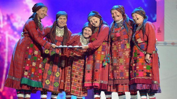 Россия и Украина поразили Евровидение костюмами артистов