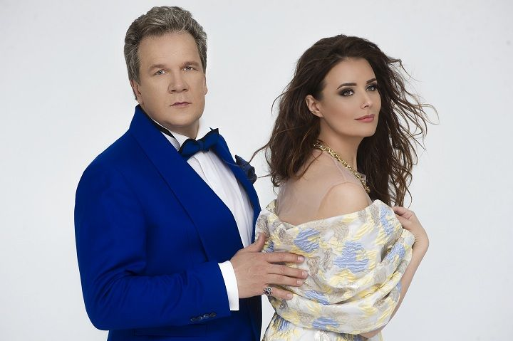 Оксана Федорова и Дмитрий Галихин представят «Музыку любви» в Ногинске
