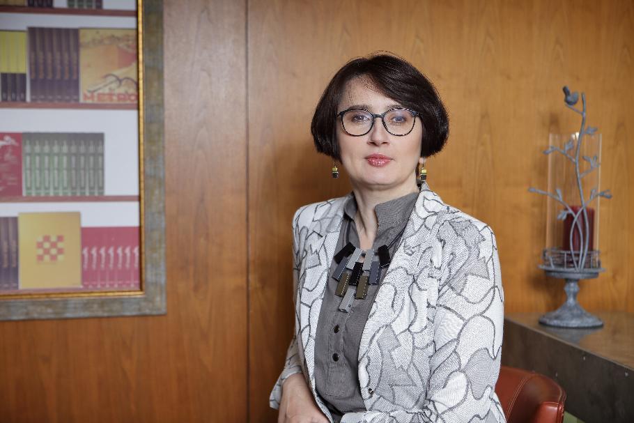 Директор фонда Потанина Оксана Орачева: «Российская благотворительность – меценатство чистой воды»