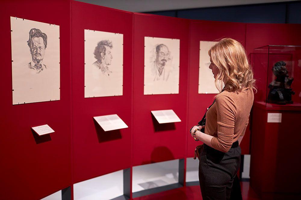 Музей русского импрессионизма представит выставку Николая Дубовского