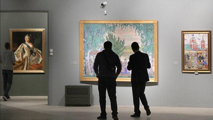 Минкульт продолжит проект «Сокровища музеев России»