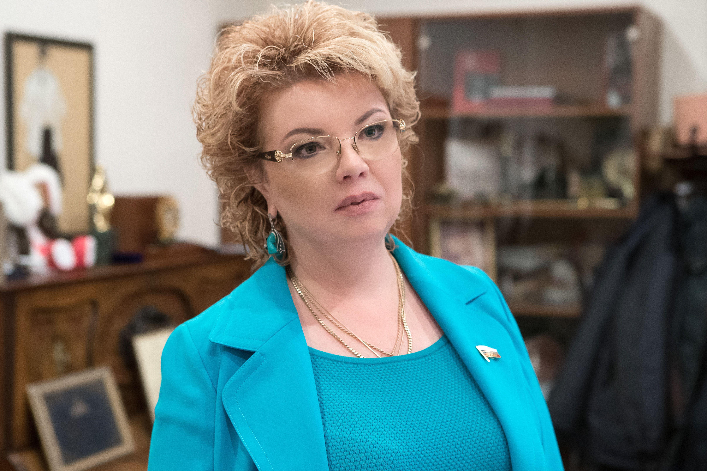 Ямпольская: «Чтобы полюбили российское кино, нужно полюбить зрителя»