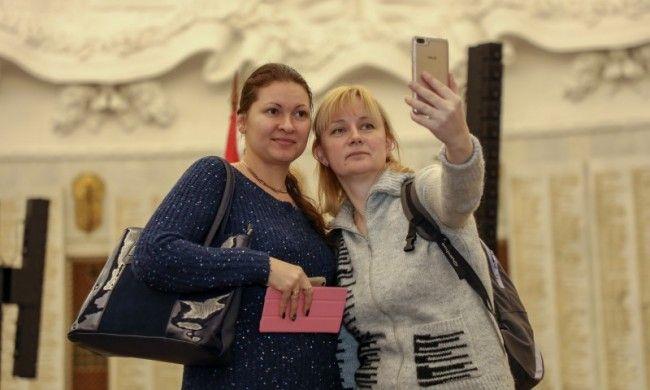 Российские музеи включились в сетевую акцию #MuseumSelfie