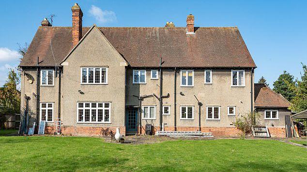 Дом Толкина в Оксфорде продают почти за $6 млн