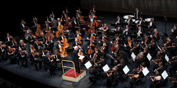 ВИспании выступит оркестр Петербургской филармонии под руководством Темирканова